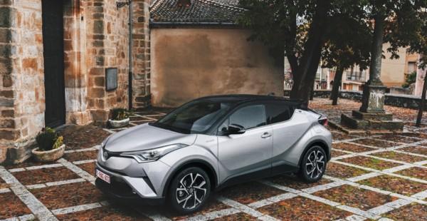 RAPID FR: change the feeling of Toyota C-HR Hybrid